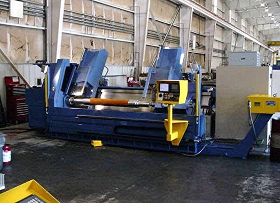 Four Axis Cinturn Lathe